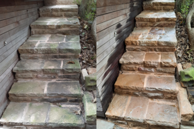 Sandstone Cleaning Sydney Services